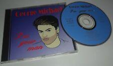George Michael Faith Live Concert Tour CD WHAM! I'm Your Man Father Figure Fame