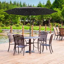 Sonnenschirm Led Gunstig Kaufen Ebay