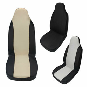 1pcs Universal Car Front Seat Cover Anti Slip Waterproof Auto Cushion Protector