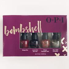 [Opi] Nail Polish Lacquer Bombshell Limited Edition 4pcs Set New Lincoln Park