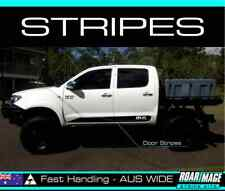 2006-2014 TOYOTA Hilux Door STRIPES decals sticker 4wd 4x4