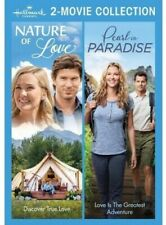Hallmark 2-Movie Collection: Nature Of Love & Pearl In Paradise, Good DVD, Rob K