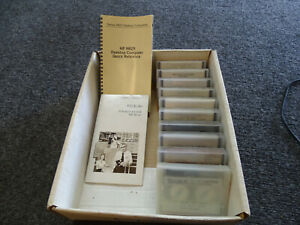 HP Agilent 80 Pocket Guide 9825 4200 Cal tape 05420-10025 3582A 8582 Tapes