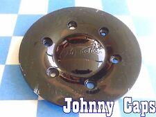 HIPNOTIC Wheels [23] BLACK Center Caps 280L160L Custom Wheel Center Hub Cap (1)