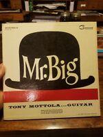 Tony Mottola--Mr. Big LP 1959 Command VG/VG