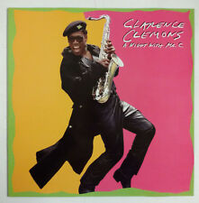 Clarence Clemons A Night With Mr.C LP España 1989 funda interior a color