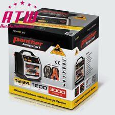 Profi Mobile Starthilfe Booster 12V u 24V Energie Station 3000A für PKW LKW etc