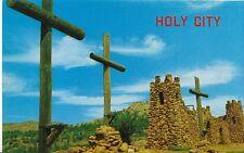 America Postcard - Holy City Easter Pageant Grounds - Nr Lawton - Oklahoma U1526