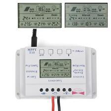 10/20A 12V/24V solaire MPPT Contrôleur de régulateur de charge à trois temps FT