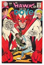 The Hawk And The Dove #2 - 1968 - Dc Comics - Steve Ditko - F/Vf