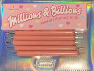Millions and Billions - Nail art Dotting Tools