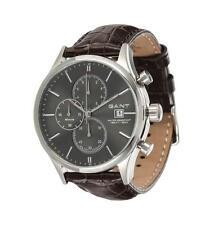 50 m (5 ATM) Polierte Armbanduhren aus echtem Leder für Erwachsene