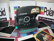 Polaroid P600 ICONIC GREEN ACCENTED  Instant  Camera  MANUAL -FILM BUYERS GUIDE