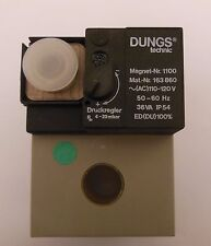 DUNGS MAGNETIC COIL MAGNET Nr 1100    110V AC