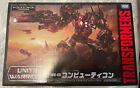 Takara Tomy Transformers Unite Warriors UW-08 Computron