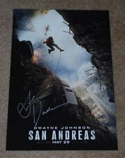 WONDERCON 2015 EXCLUSIVE SAN ANDREAS CAST LIMITED POSTER SIGNING