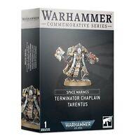 WARHAMMER 40K - COMMEMORATIVE SERIES - TERMINATOR CHAPLAIN TARENTUS