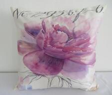 Faux Silk Floral Modern Decorative Cushions & Pillows