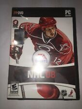 NHL 2008 - EA SPORTS BIG BOX PC DVD Game- Brand New Fast Ship! (PC-057 / DB-3)