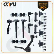 14PCS Suspension Tie Rod Ends Ball Joint For 1998-2005 CHEVROLET BLAZER 4WD 4x4