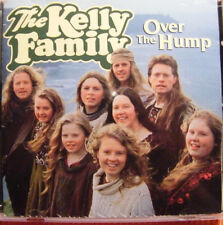 CD The Kelly Family / Over the Hump - Album 1994 - EAN 4012976019104