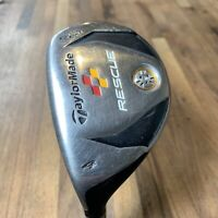 TaylorMade  22° # 4 Rescue Hybrid REAX 65 Regular Flex Graphite LH