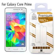 Galaxy Core Prime Genuine Premium Gorilla Tempered Glass Shield Screen Protector