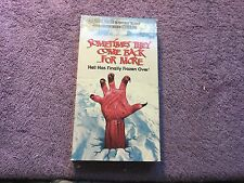 Sometimes They Come Back for More (VHS, 1999)