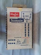 Mayfair  Flexmaster Chrome Vintage Camera Photography Light with boxes