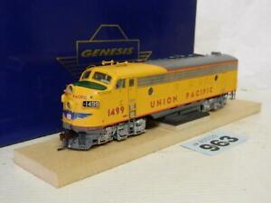 Athearn Genesis HO Union Pacific FP7 Diesel Loco 1499 Box G22349 DCC & Sound