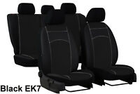 LAND ROVER FREELANDER Mk1 3 DOOR 98-06 ECO LEATHER SEAT COVERS MADE TO MEASURE