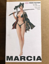 1:9 Resin figure model kit Sexy Bikini Beauty Warrior Marcia garage kit