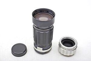 Soligor 180mm f3.5 T-Mount T2 Lens+Kaligar-X-Pander 2x Converter SET++NICE+WORKS