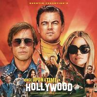 Once Upon A Time In Hollywood - OST Quentin Tarantin [CD]