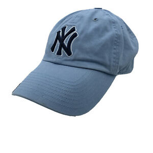 New York Yankees Twins Enterprise Embroidered Adjustable Ball Cap Hat