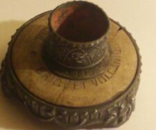 """Pyrogene Antique And Authentic """" Lighter Volcanic """" Antique Lighter"""