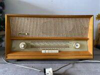 Saalburg Röhrenradio Stern-Radio VEB Funkmechanik Original DDR