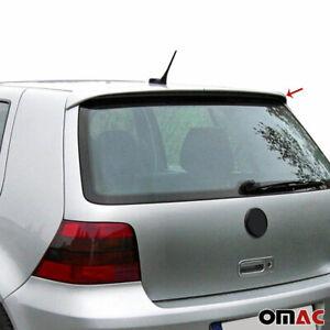 Für VW Golf IV Schrägheck 1997-2003 Heckspoiler Dachspoiler Flügel Grundiert