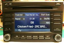 Porsche CDR30 PN 997.645.142.06.FTC With Bluetooth®5.0 Music streaming