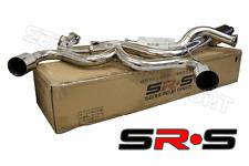 SRS DODGE NEON SRT-4 03-05 DUAL CATBACK EXHAUST 3.0 INCH SS