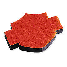 NEW Harley-Davidson Soft Detailing pad in shape of B&S Logo 94790-01