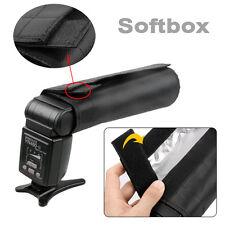 Universal Foldable Snoot Flash Beam Softbox Diffuser Tube for Canon Nikon Pentax