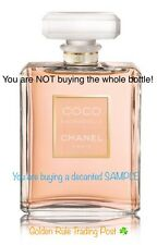 Coco Mademoiselle by Chanel Eau de Parfum Perfume EDP 5mL Glass Spray SAMPLE