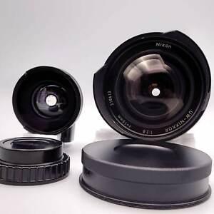 [ Optics Top Mint Nikon UW - Nikkor 15mm F2.8 lens for NIKONOS From JAPAN