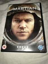 The Martian (DVD) (2016) Matt Damon