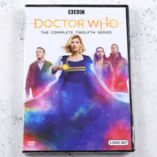Doctor Who Season 12 (Dvd, 3-Disc Set, 2020) Fast Shipping Us Seller Brand New