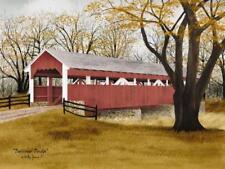 Billy Jacobs Butternut Bridge Art Print 16 x 12