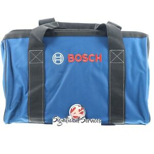 BOSCH Heavy Duty 15-inch Canvas Contractor Power Tool Carry Bag