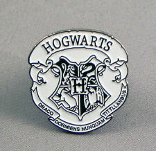 Hogwarts Crest Pin Badge
