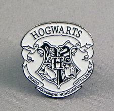 Hogwarts Crest Pin Badge